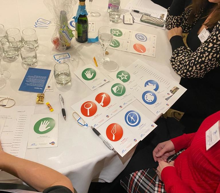 January 2019 | Carole Gaskell, Full Potential Group | MeetingsClub | The Compleat Angler, Marlow | Motivation