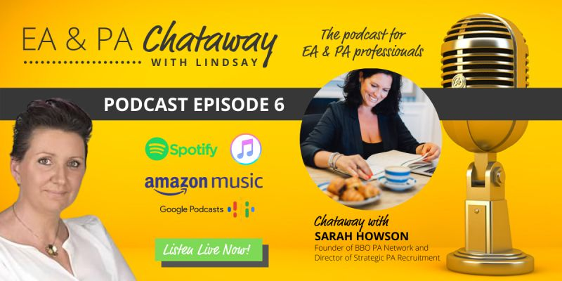 Podcast: Sarah Howson speaks to Lindsay Taylor, Trainer & Director of Your Excellency Limited