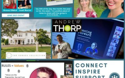The BBO PA Network June online event   Andrew Thorp 'Storytelling'   Alice Carroll 'Life Gaming'   LIVE from Milton Hill House Hotel, Oxfordshire